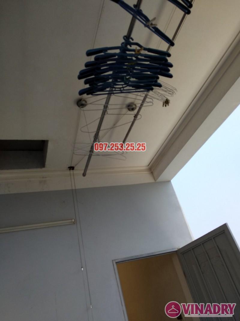 Sửa giàn phơi tại Nam Từ Liêm, Hà Nội nhà chị Nga, số 246/38/34 Phương Canh - 01