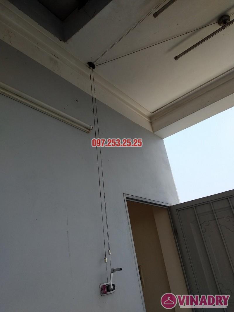 Sửa giàn phơi tại Nam Từ Liêm, Hà Nội nhà chị Nga, số 246/38/34 Phương Canh - 03