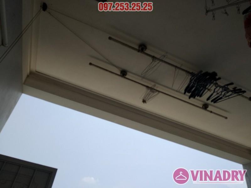 Sửa giàn phơi tại Nam Từ Liêm, Hà Nội nhà chị Nga, số 246/38/34 Phương Canh - 05