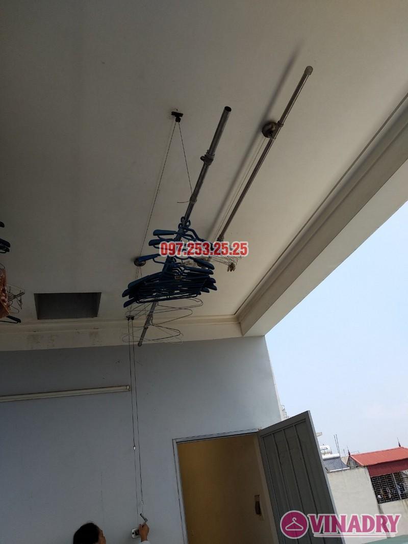 Sửa giàn phơi tại Nam Từ Liêm, Hà Nội nhà chị Nga, số 246/38/34 Phương Canh - 06