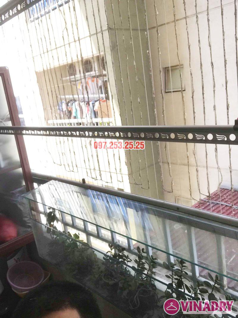 Sửa giàn phơi thông minh Hà Đông nhà chị Huệ, CT8A, KĐT Đại Thanh - 02