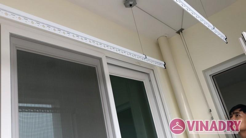 Lắp giàn phơi thông minh KS950 nhà anh Ngọc, chung cư CT7 BooYoung Vina Hà Đông - 05