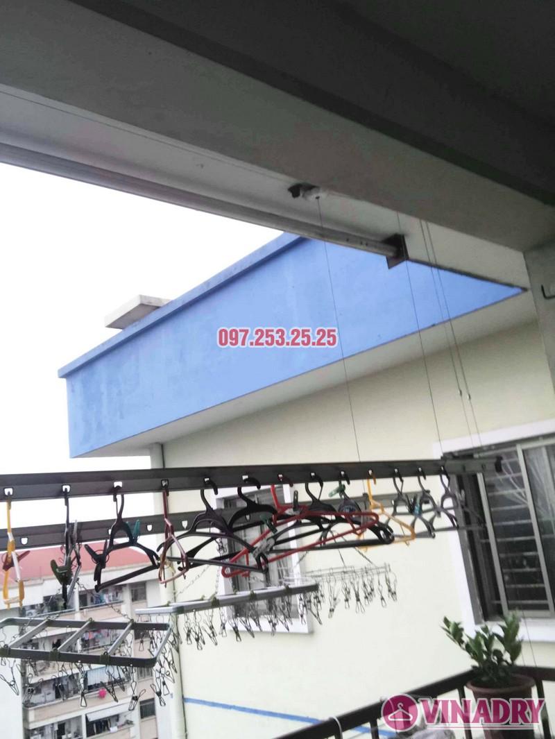 Sửa giàn phơi, thay linh kiện giá rẻ tại Hà Nội nhà chị Hà, KĐT Việt Hưng - 05