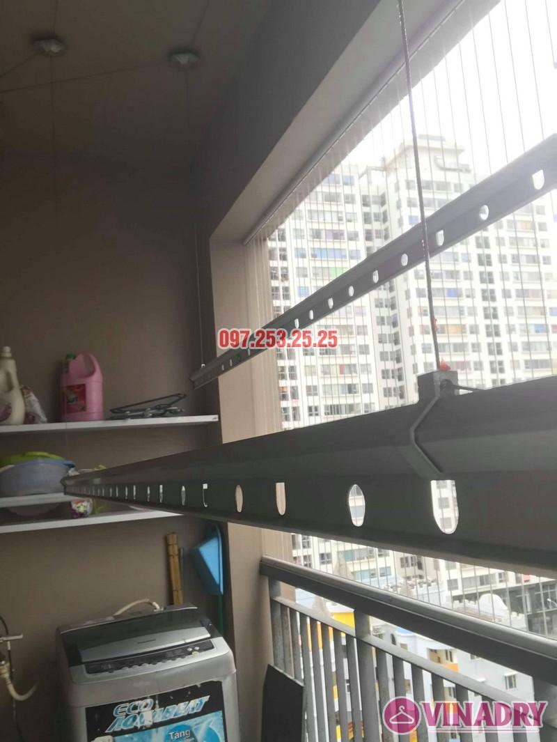 Sửa giàn phơi thông minh Đống Đa nhà chị Bình, chung cư Capital Garden 102 Trường Trinh - 05