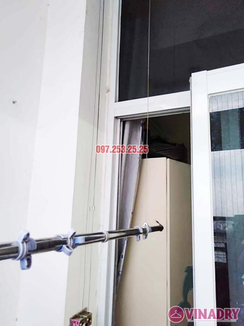 Sửa giàn phơi quần áo thông minh tại Hoàng Mai, chung cư HH2A, KĐT Linh Đàm - 01
