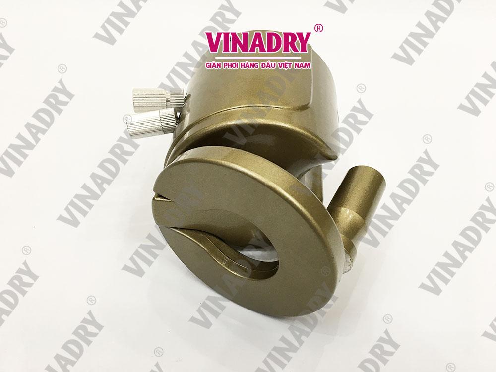 VINADRY GP191 - Bộ giàn phơi thông minh tay quay gấp gọn tiện dụng