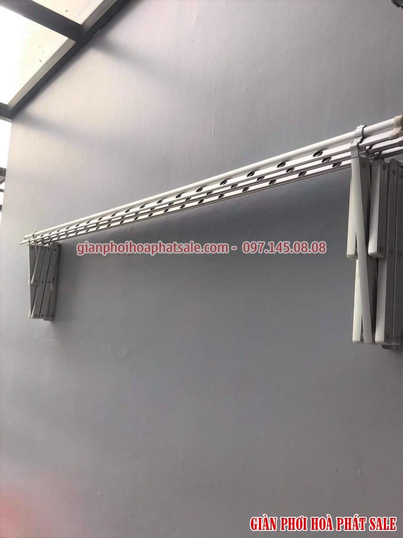 Cách sử dụng đơn giản, khi không dùng có thể xếp gọn vào tường