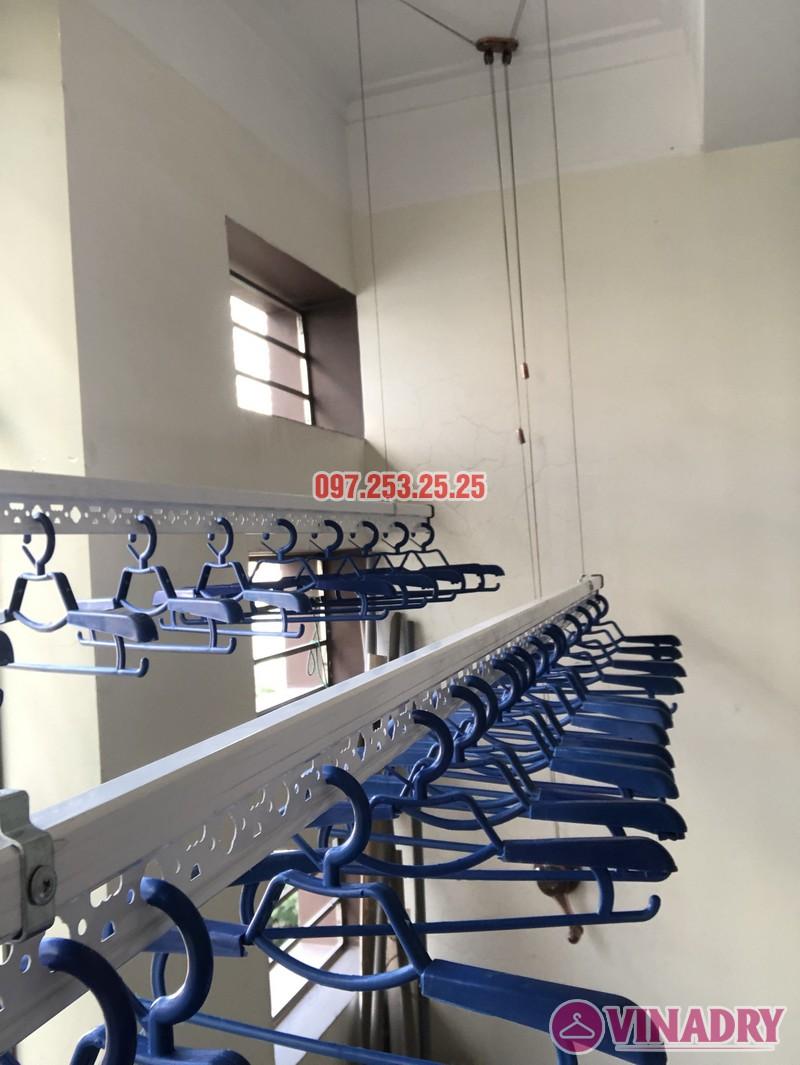 Bộ giàn phơi Vinadry GP902 lắp tại nhà chị Linh, ngõ 40 Ngụy Như Kon Tum, Thanh Xuân- 06