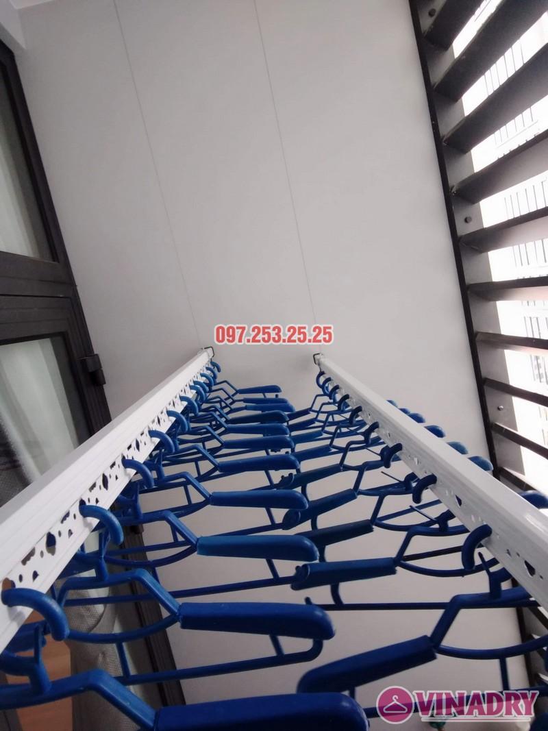 Lắp giàn phơi thông minh chung cư M1 Vinhomes Metropolis Liễu Giai - 07