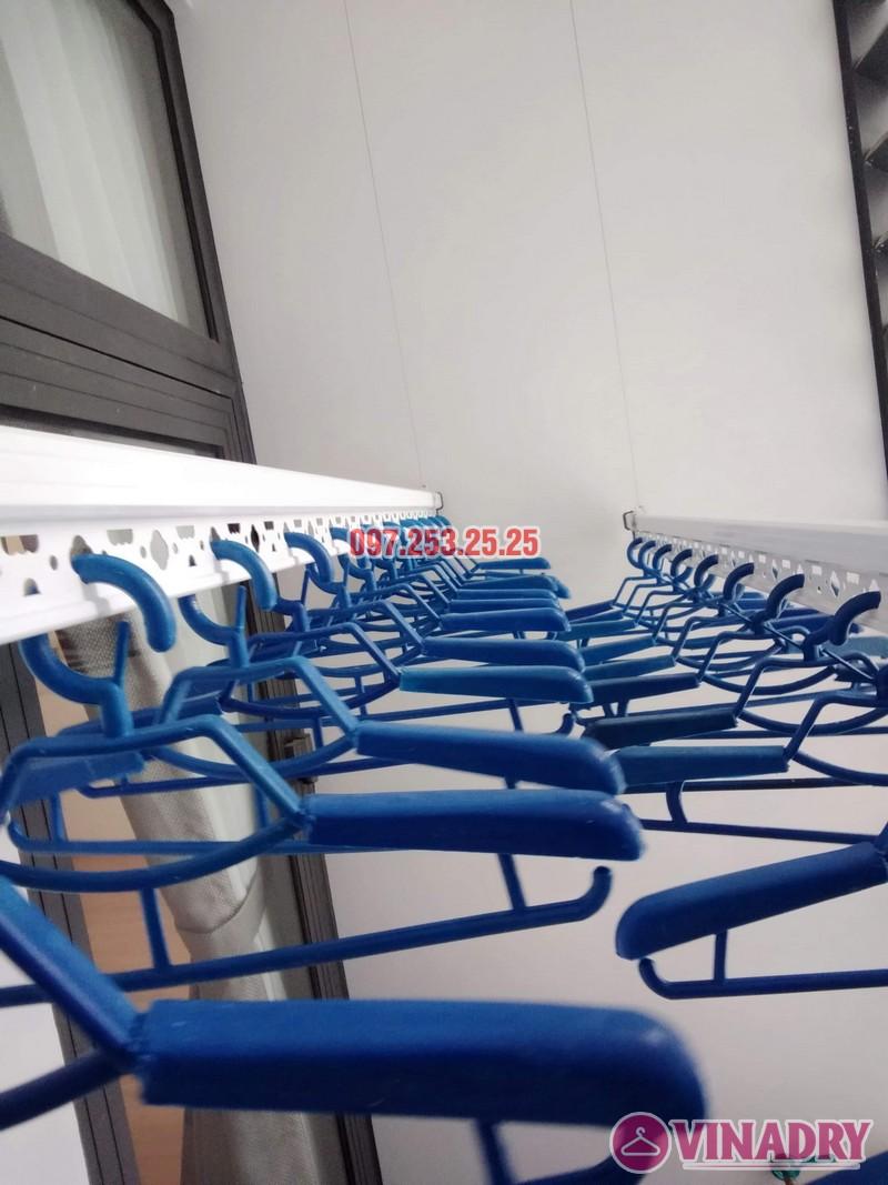 Lắp giàn phơi thông minh chung cư M1 Vinhomes Metropolis Liễu Giai - 06
