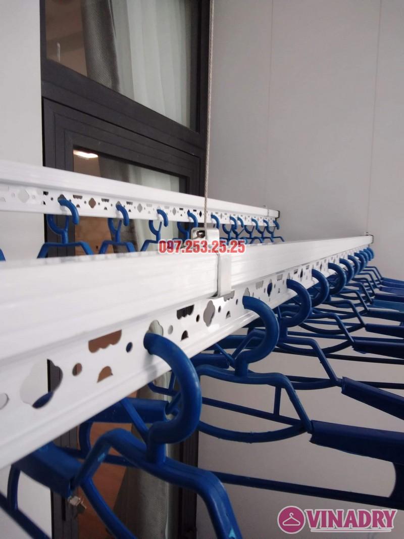 Lắp giàn phơi thông minh chung cư M1 Vinhomes Metropolis Liễu Giai - 04