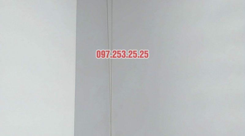 Lắp giàn phơi thông minh chung cư M1 Vinhomes Metropolis Liễu Giai - 01