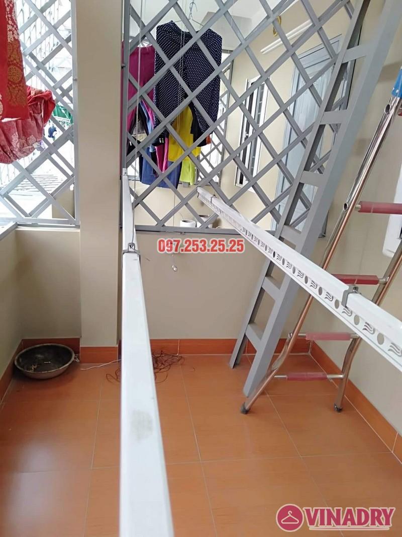 Hình ảnh thực tế bộ giàn phơi Hòa Phát gá rẻ KS950 cực chất - 04