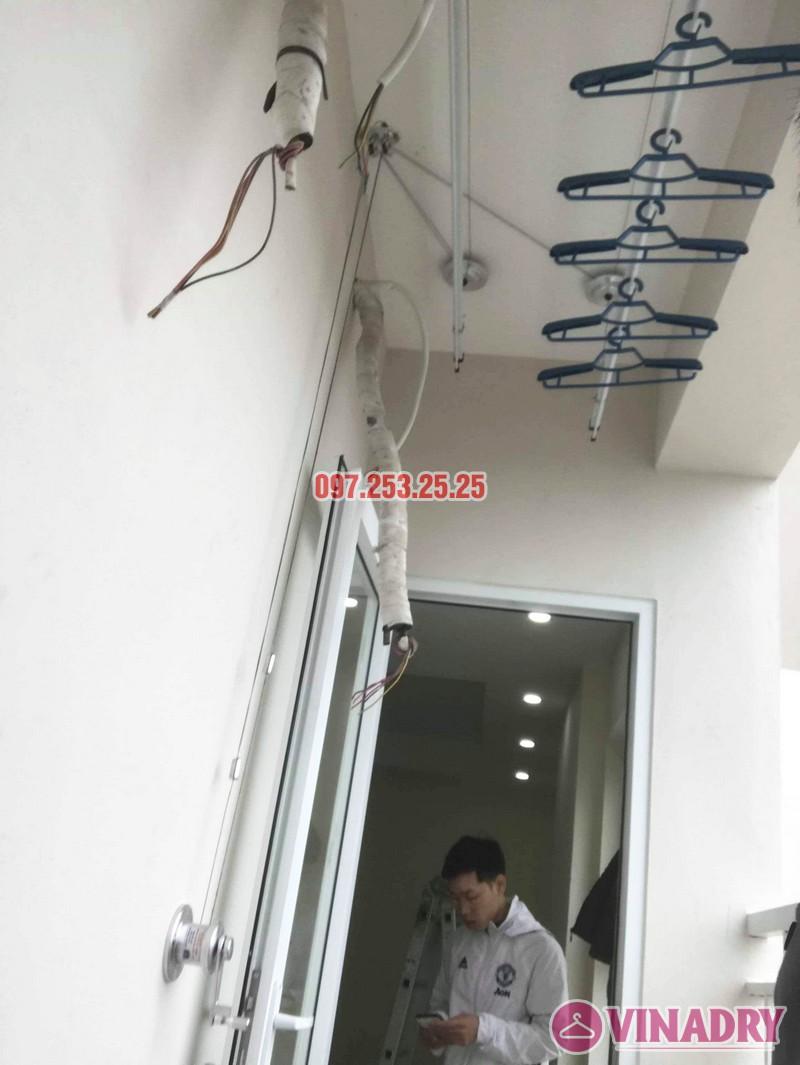 Lắp giàn phơi nhà chung cư chất lượng, giá rẻ - 01