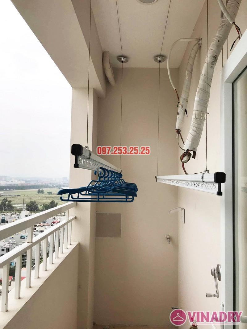 Lắp giàn phơi nhà chung cư chất lượng, giá rẻ - 02