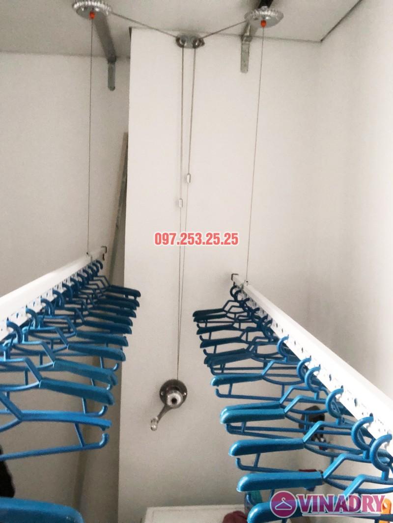 Giàn phơi Vinadry 901 xứng đáng là sản phẩm giàn phơi chất lượng nhất