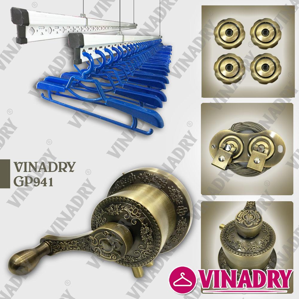 Giàn phơi thông minh Vinadry GP941 có chất lượng tốt nhất hiện nay