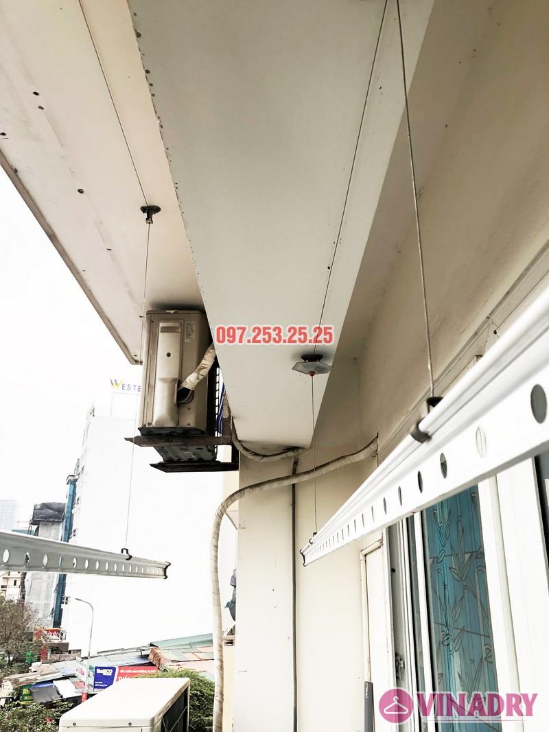 Sửa giàn phơi giá rẻ tại Hà Nội, thay dây cáp chỉ từ 150kSửa giàn phơi giá rẻ tại Hà Nội, thay dây cáp chỉ từ 150k