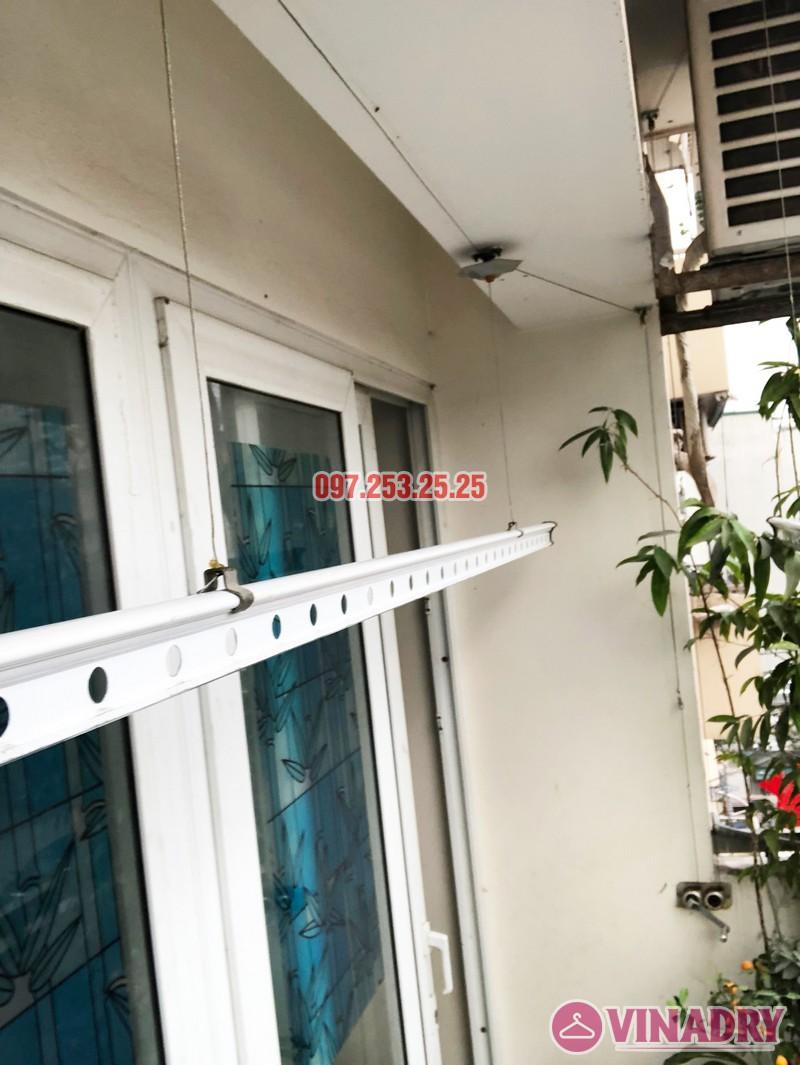 Sửa giàn phơi giá rẻ tại Hà Nội, thay dây cáp chỉ từ 150k - 02