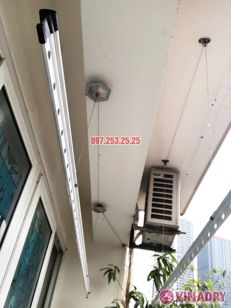Sửa giàn phơi giá rẻ tại Hà Nội, thay dây cáp chỉ từ 150k - 03