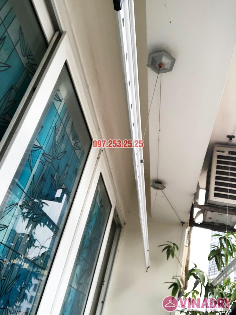 Sửa giàn phơi giá rẻ tại Hà Nội, thay dây cáp chỉ từ 150k - 04