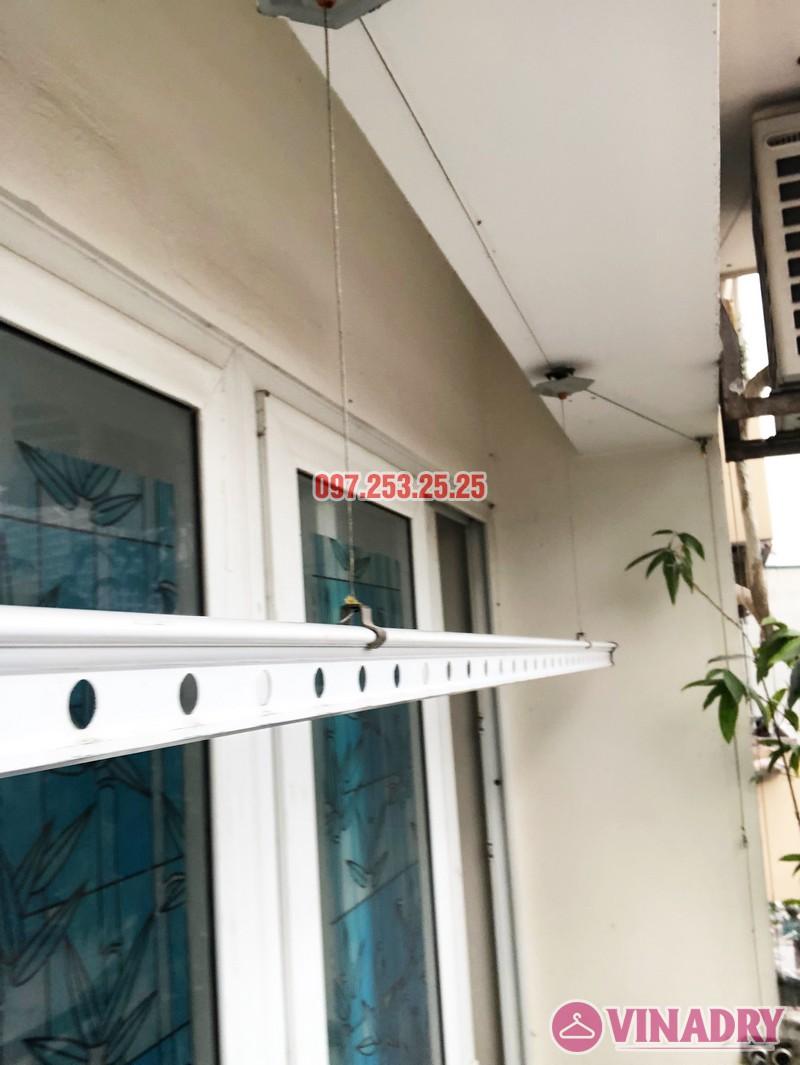 Sửa giàn phơi giá rẻ tại Hà Nội, thay dây cáp chỉ từ 150k - 05