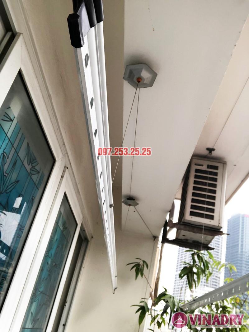 Sửa giàn phơi giá rẻ tại Hà Nội, thay dây cáp chỉ từ 150k - 07
