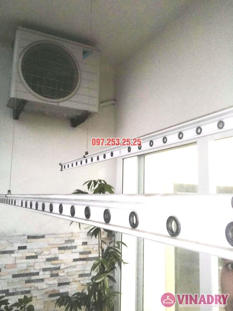 Sửa giàn phơi thông minh tại Hoàng Mai nhà anh Hòa, tòa CT2A, chung cư Nam Đô complex - 04