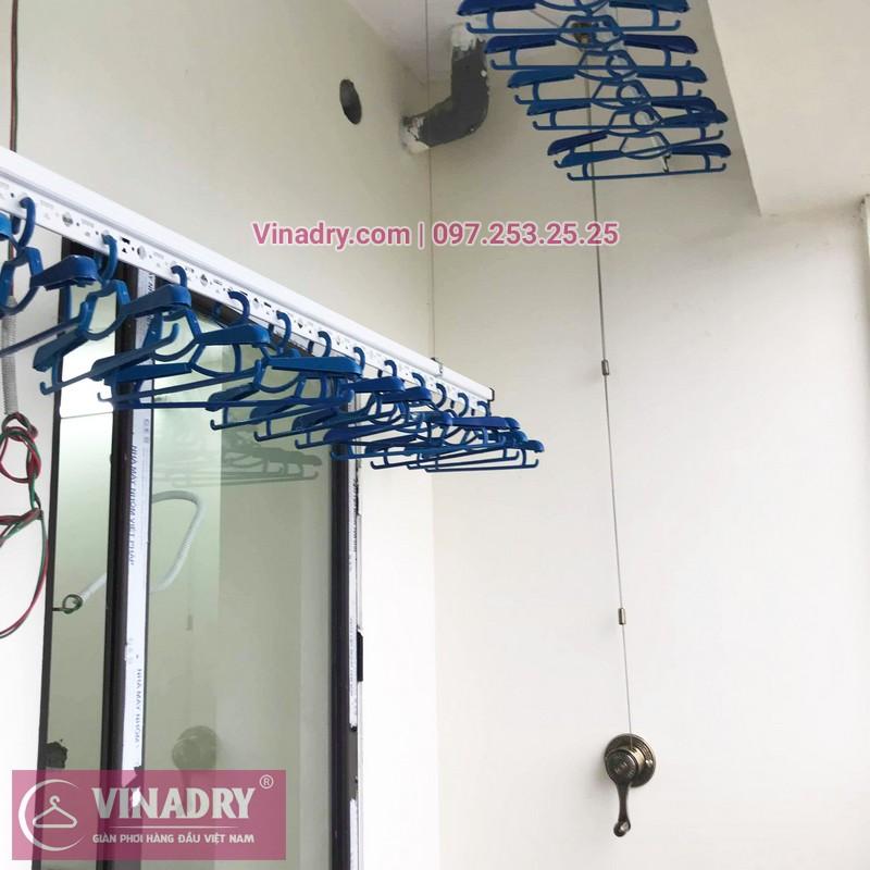 Bộ sản phẩm giàn phơi Vinadry GP902