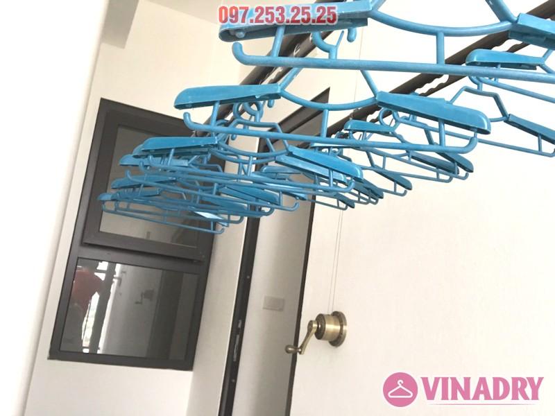 Lắp giàn phơi Vinadry GP941 tại chung cư Hateco Xuân Phương nhà chị Thắm - 02