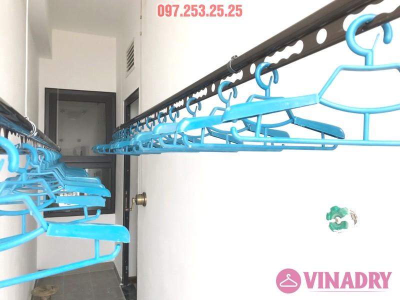 Lắp giàn phơi Vinadry GP941 tại chung cư Hateco Xuân Phương nhà chị Thắm - 04