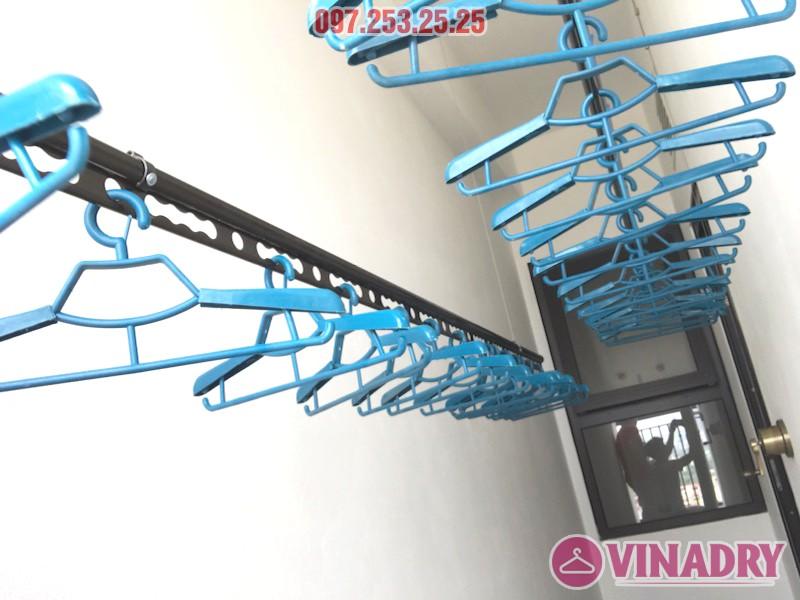 Lắp giàn phơi Vinadry GP941 tại chung cư Hateco Xuân Phương nhà chị Thắm - 06