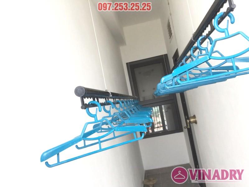 Lắp giàn phơi Vinadry GP941 tại chung cư Hateco Xuân Phương nhà chị Thắm - 07