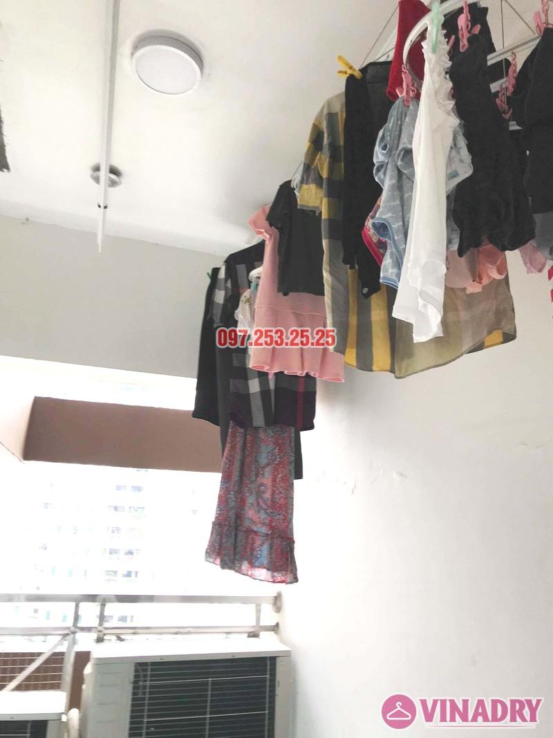 Sửa giàn phơi tại Cầu giấy nhà chị Loan, tòa 29T1, KĐT Trung Hòa Nhân Chính - 03