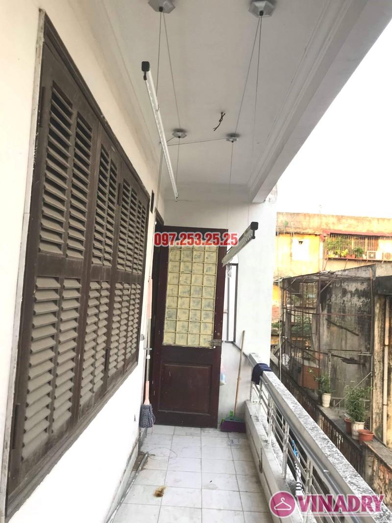 Sửa giàn phơi thông minh tại Hai Bà Trưng nhà chị Vệ, ngõ Thanh Lương 2, Kim Ngưu - 04