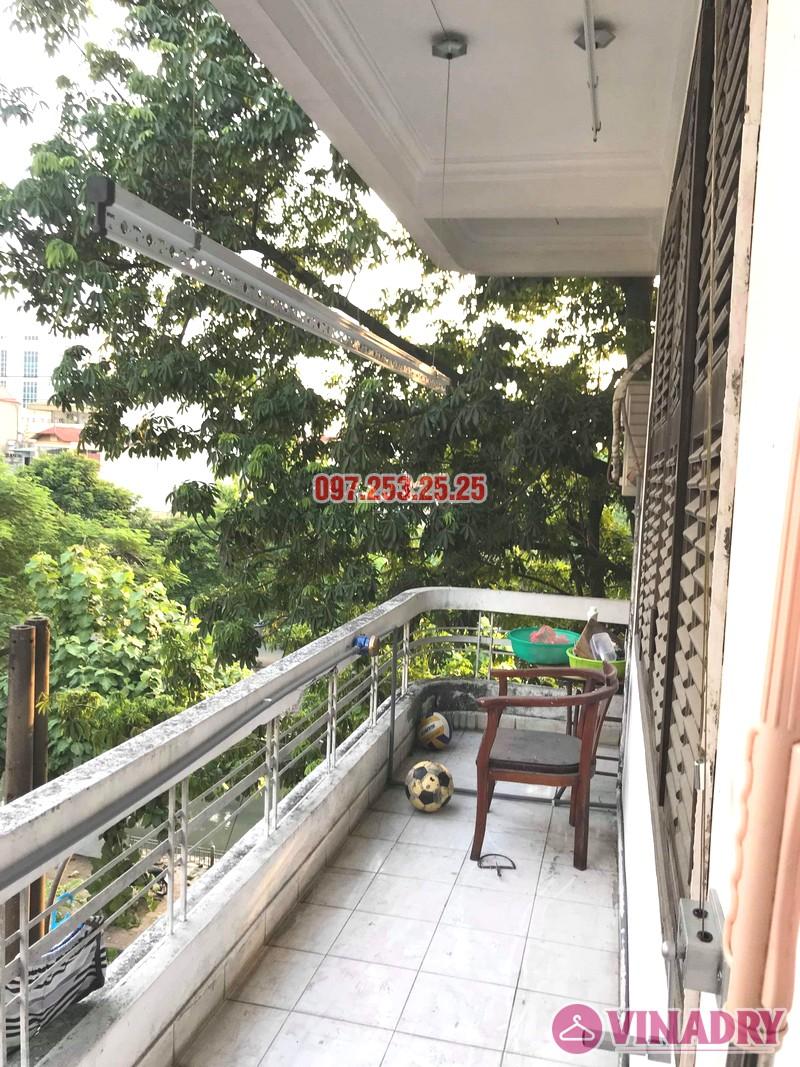 Sửa giàn phơi thông minh tại Hai Bà Trưng nhà chị Vệ, ngõ Thanh Lương 2, Kim Ngưu - 05