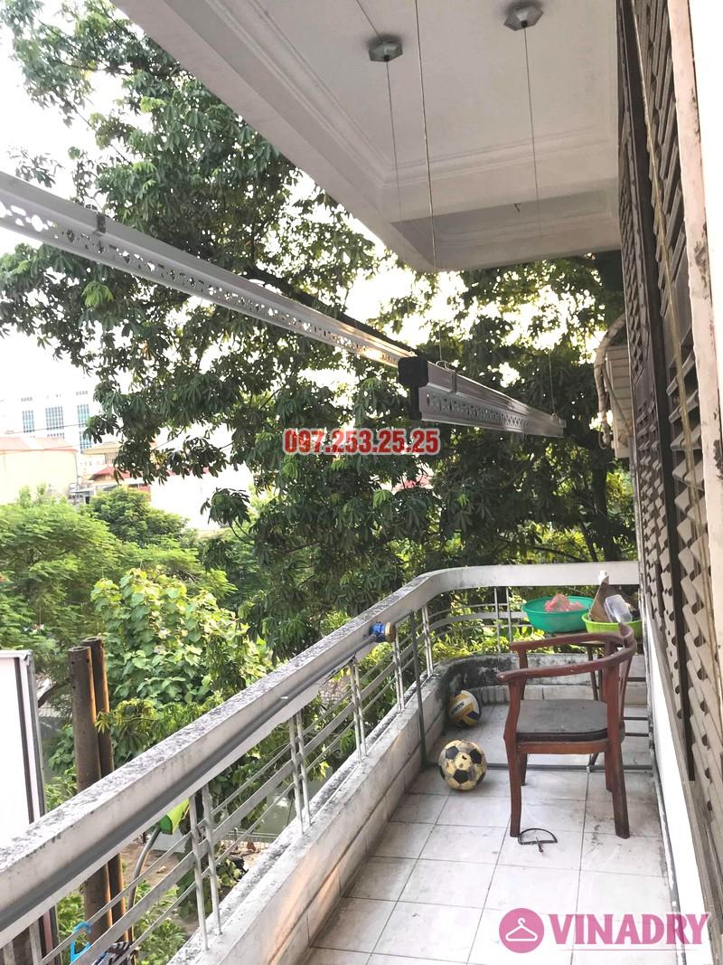 Sửa giàn phơi thông minh tại Hai Bà Trưng nhà chị Vệ, ngõ Thanh Lương 2, Kim Ngưu - 06