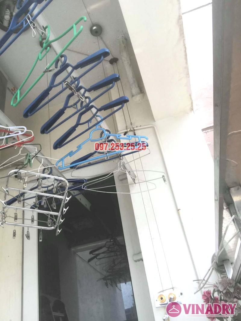 Sửa giàn phơi, thay bộ tời nhà anh kiện, tòa 29T1 KĐT Trung Hòa Nhân Chính - 03