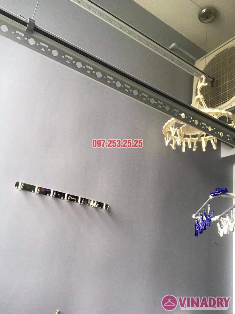 Sửa giàn phơi thông minh tại KĐT Gamuda nhà chị Hòa, tòa The Two Residence - 02