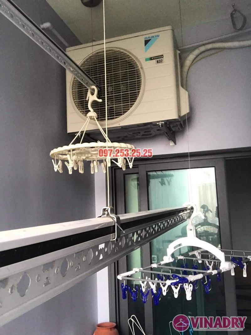 Sửa giàn phơi thông minh tại KĐT Gamuda nhà chị Hòa, tòa The Two Residence - 05